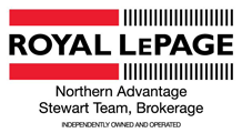 Royal LePage Northern Advantage Stewart Team, Brokerage